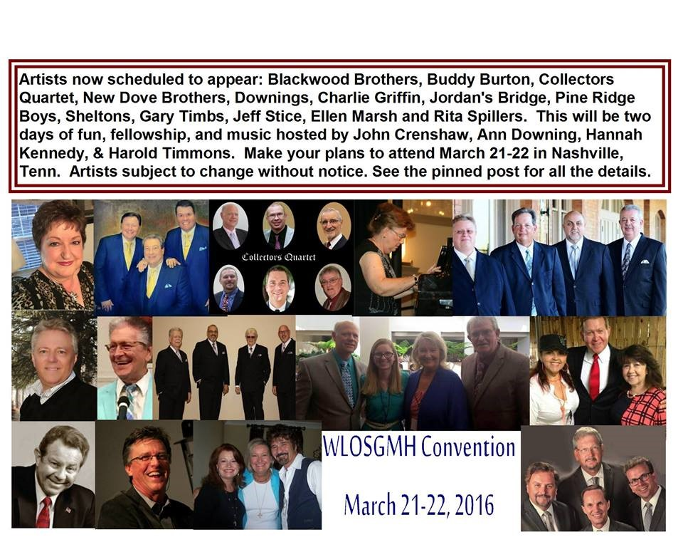 WLOSGMH Convention is Contagious To Social Gospel Music Lovers!