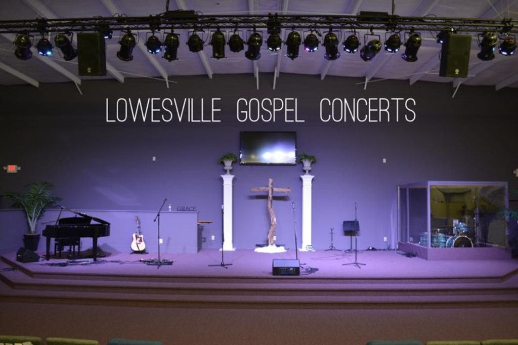 Carroll Cooke's Lowesville Gospel Concerts Making an Impact