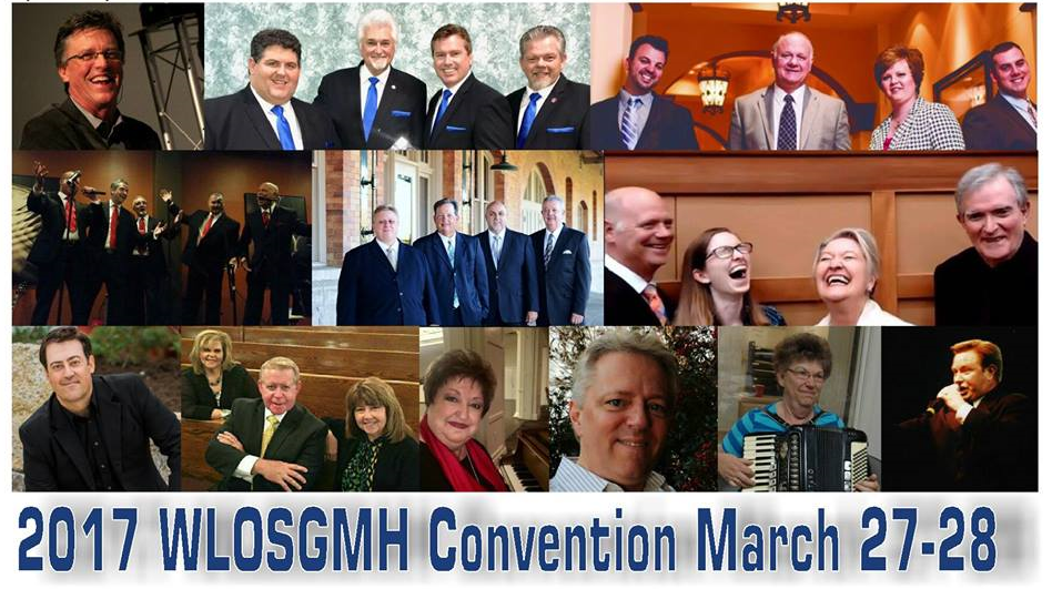 Third Annual WLOSGMH Convention March 27 and 28, 2017