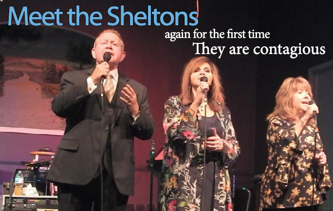 Meet The Sheltons Again for the First Time: They Are Contagious