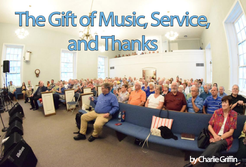 The Gift of Music, Service, and Thanks